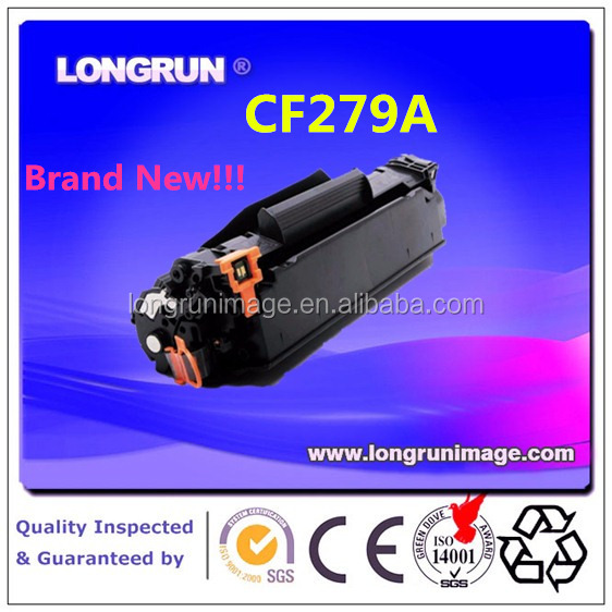2016 new product black compatible toner cartridge CF279A 79A