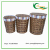 Hot Sale! Traditional Woven Basket With Lid
