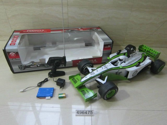 2012 new style 1:6 4 channel remote control formula 1 car