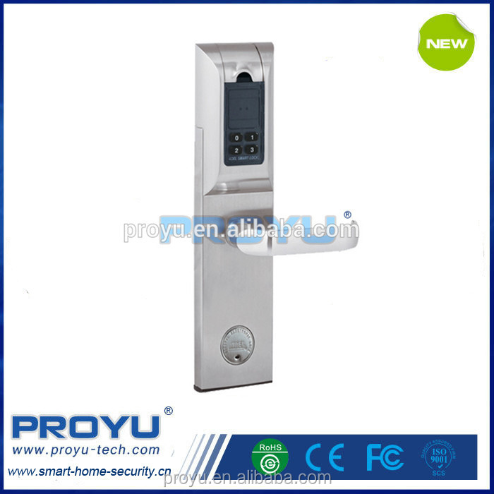 High quality Biometric office home department fingerprint security keypad lock ADEL 4920