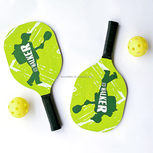 Light Weight Pickleball Paddle Balls Set Equipment