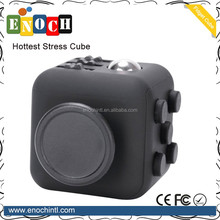 2017 New Arrival Fidget Cube Toys for Girl Boys Puzzles & Magic Cubes Anti Stress widely used