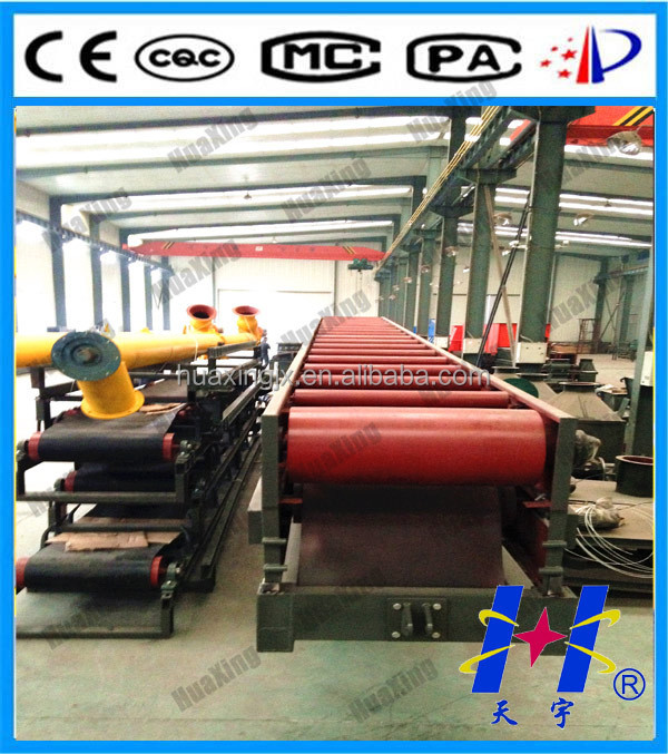 2016 Hot saling china supplier of scraper for belt conveyor steel cord conveyor Belts