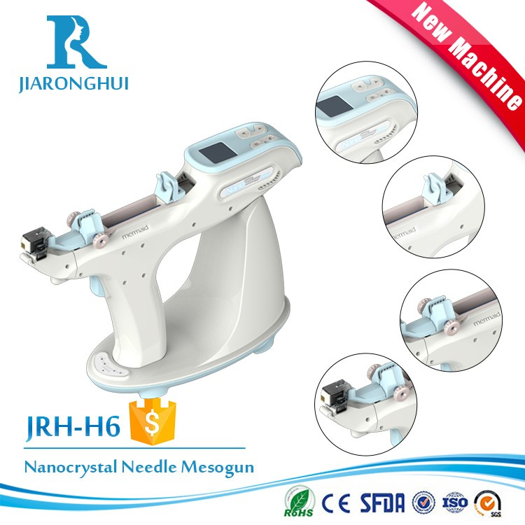 Professional automatic multi injector meso gun korea,skin rejuvenation mesogun pistor