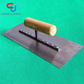 building and construction tools rubber handle plastering trowel