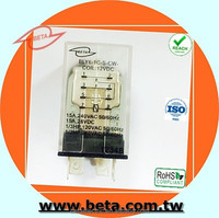 BLY6-1C 12v 15A electromagnetic relay