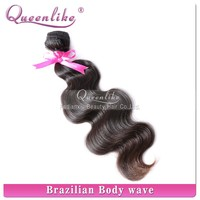 Full Cuticle Smooth Black Body Wave Unprocessed 100% Virgin All Express Brazilian Hair