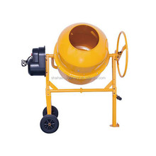 600L mixer drum with 9 hp diesel engine CM600 concrete mixing machine/four Wheels diesel concrete cement mixer for sale