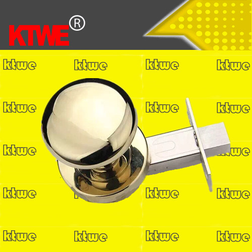 Zinc alloy tubular lever handle passage door locks