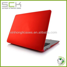 "11 Colors Crystal Matte Rubberized Hard Shell Case For Macbook Pro 13"", For Macbook Tablet Case"
