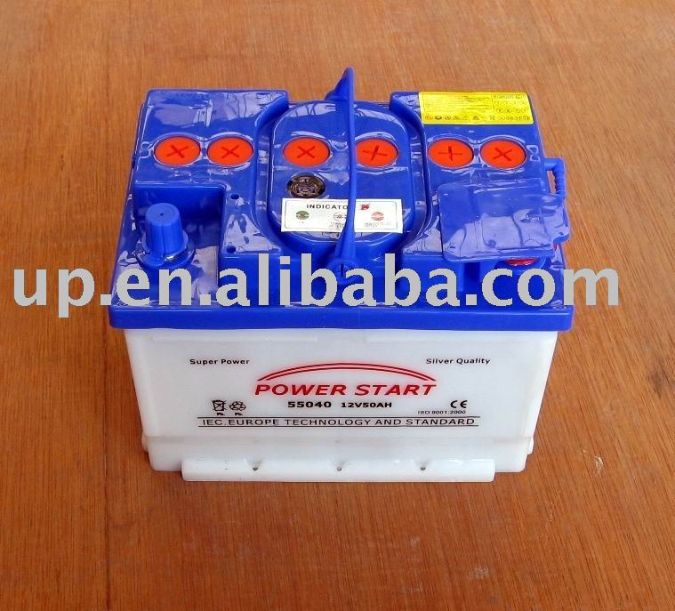 12 VOLTA DRY CHARGED Car Battery N100Z 12V105AH