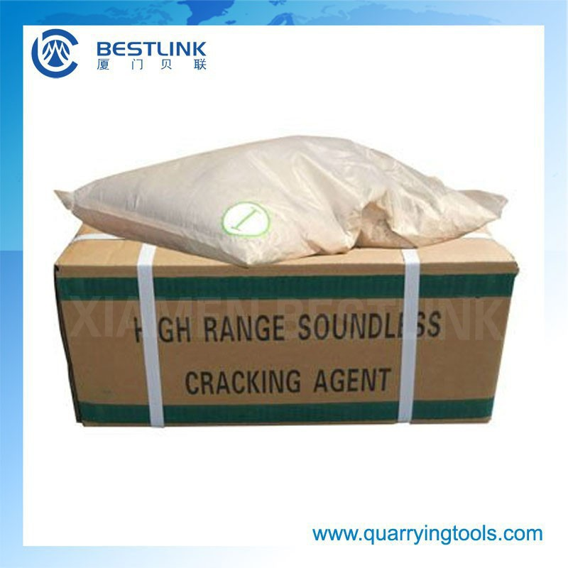 Quarrying Black Granite Cutting Expansive Agent