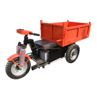 China supplier hydraulic brake cargo three wheel covered motorcycle with powerful engine