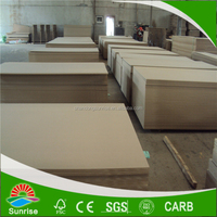 Cheap price MDF Board of 1220*2440*16MM with high density