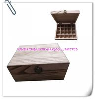 Paulownia Wood Essential Storage Oil Box YIXING3390