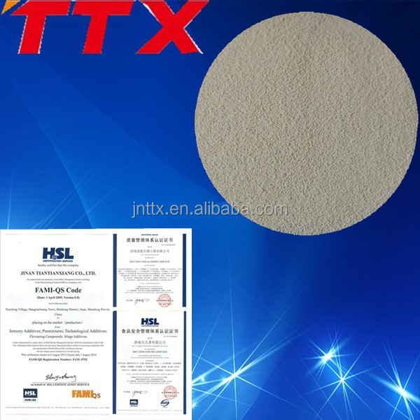 Animal feed ingredient phytase enzyme supplement