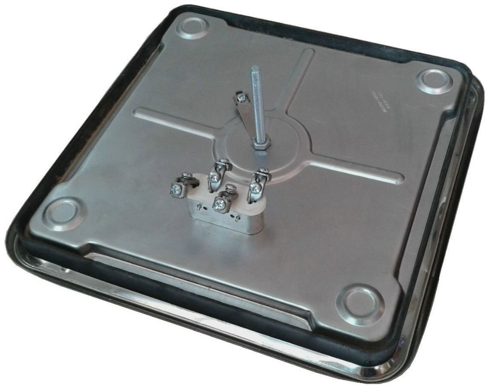 Square Electric Hot Plate For Industrial Cooking