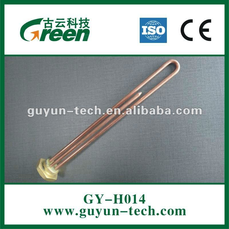 Bened Copper Water heater elements 220-240V 1000-3000W valtage and power can be designed