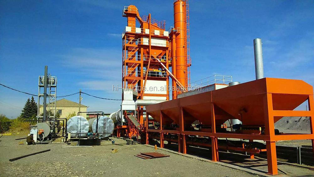 China professional asphalt batch mix plant manufacturers