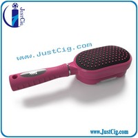 Shenzhen comb wholesale easy wash colorful JMS B brush hair from hair comb factory