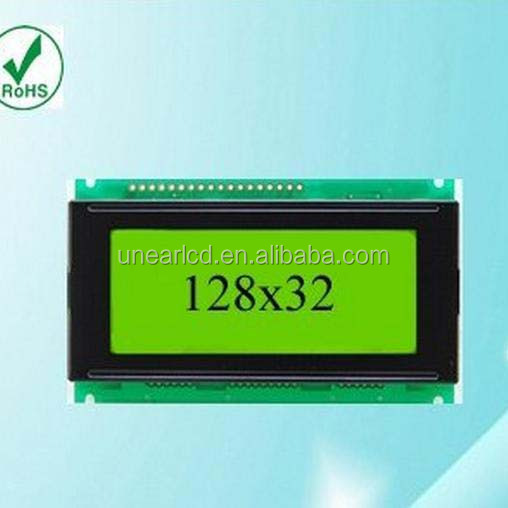 12832 graphic lcd display module for Industrial LCD UN12832B