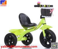 safety strong kids tricycle/baby stroller/children running bike