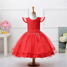 China manufacturer Alibaba wholesale summer fancy frocks for baby girls