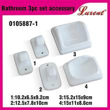 Custom Ceramic Washroom Colourful Bath Accessories Wholesale