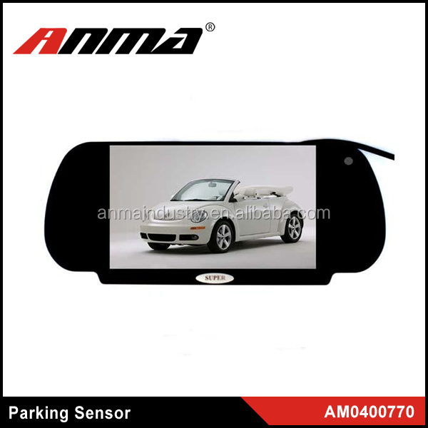 New Design Fashionable Car Rear View Camera Video Parking Sensor