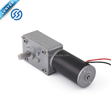power tools application 12v/24v low rpm small dc worm gear motor