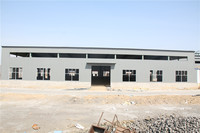 Special designed container as steel structure warehouse workshop showroom