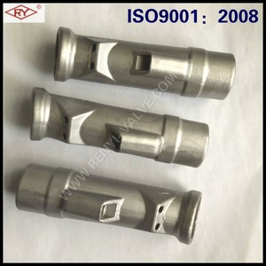 China supplier custom stir casting stainless steel investment casting