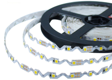 S shape Waterproof led strip light smd 2835 rgbw 12v led strip with double sided adhesive tape