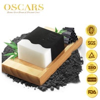 Best Natural Bamboo Charcoal Face Whitening Soap for wholesale