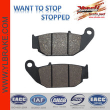 brake pad manufacturer for NEW MEGAPRO/KRZ FRONT motorcycle,Top quality motorcycle disc brake friction pads good performance