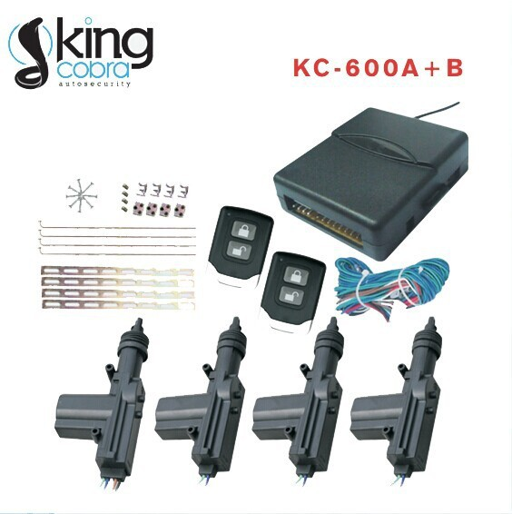 MFK Universal Remote Car Central Locking System