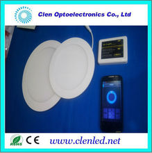 Iphone and Android Phone Controlled LED Light panel light