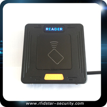 small size black color plastic waterproof 125khz weigand passive rfid reader for access control system