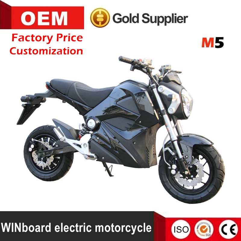 WINboard M5 factory wholesale 2000w 3000w fast 85km/h 72v cheap motorcycle electric for adults