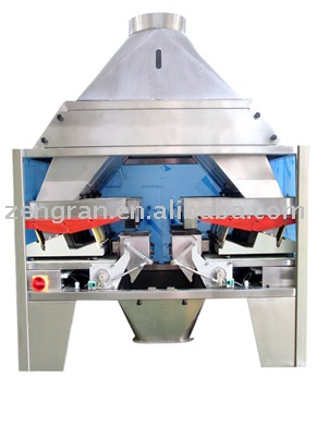 [CJS2000-F] Linear Weighing Machine&Best Weighing Machine&Equiped with other packaging machines to realize auto pack&Convenient
