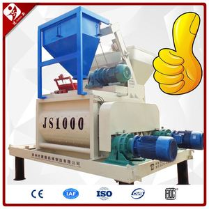 Chinese products long lifes skip hopper concrete mixer machine