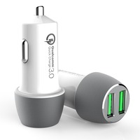 9v 2a car charger,QC3.0 mini usb car charger for galaxy,dodge charger car dvd player QC3.0