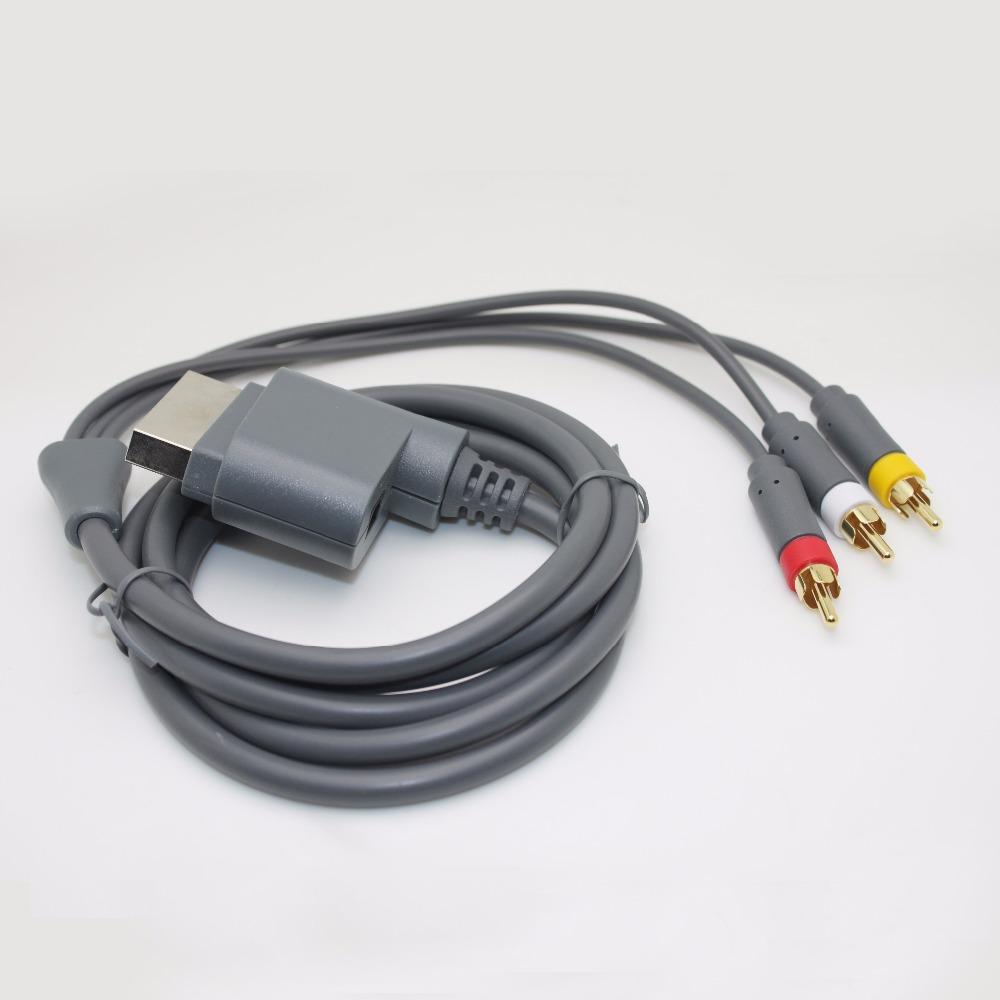 China Xbox 360 Component Hd Av Cable, China Xbox 360 Component Hd Av ...