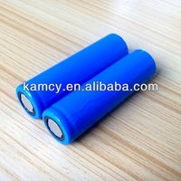 Li ion 18650 battery 3.7V 2200mAh