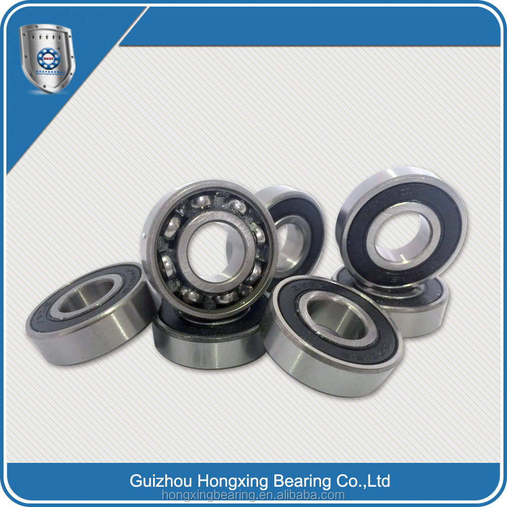 High performance sealed 6201 bearing with ball bearing diameter