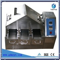 Electronic high temperature 3 drawers heat steam aging test chamber