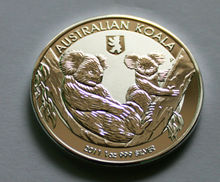 Hottest replica 31.1 grams Australia koala coins from China
