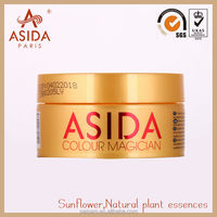 ASIDA Organic Hair Wax Cream Hair Building Fiber Products 85g