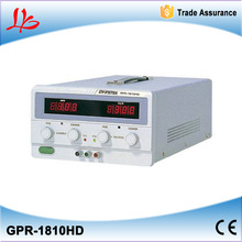 GPR-1810HD Single Output, 180W, Linear DC Power Supply