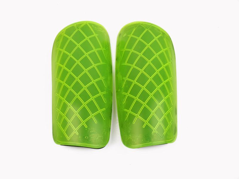 Latest Products 2pc Adult Football Soccer Shin Pads Shin Guards Foam Protect Pad